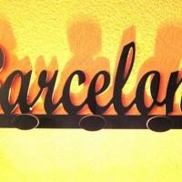 PERCHA SOUVENIR DE BARCELONA