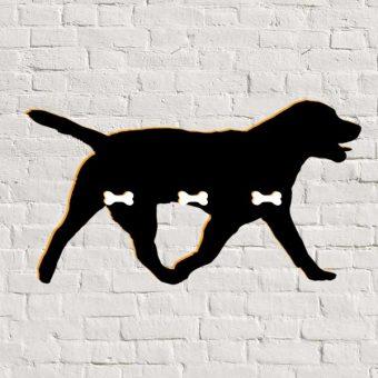 Perchero Labrador
